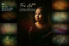 Fine Art Vintage Textures Portrait background #4 Product Image 1
