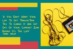 Malin Kundang - Fun Comic Font // Web Font Product Image 4