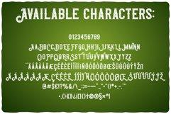 Original Absinthe Layered Font Product Image 2