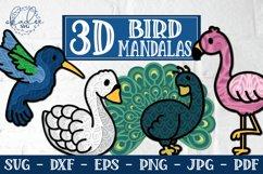 Huge 3D Animal Bundle, Layered Mandala, Best Sellers Product Image 2