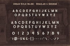 History Font Trio Product Image 6
