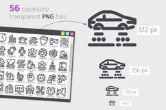 Future Line Icons Set Product Image 3