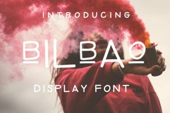 Bilbao | Playful Handwritten Font Product Image 1