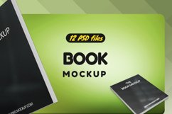 Student Book Mockup Product Image 2
