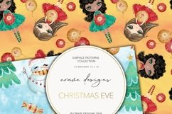 Christmas Eve Patterns Product Image 2