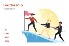 Leadership Illustration Product Image 1