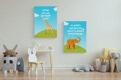 Mounter Kids Playful Display Font Product Image 5