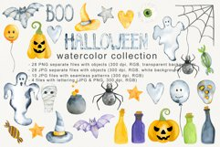 HALLOWEEN WATERCOLOR COLLECTION Product Image 1