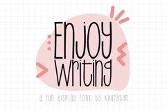 Enjoy Writing Product Image 1