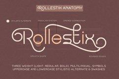 Rollestix - Rounded & Elegant sans serif Product Image 4