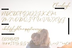 Charleigh   Modern Calligraphy Script Product Image 6
