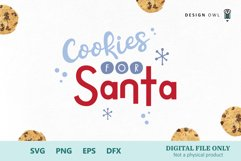 Cookies for Santa - Christmas SVG bundle Product Image 2