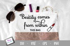 Makeup Bundle - 8 Makeup Bag SVG Designs Product Image 3
