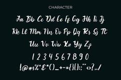 Billyard Modern Script Font Product Image 3