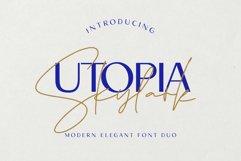 Utopia Skylark - Font Duo Product Image 1