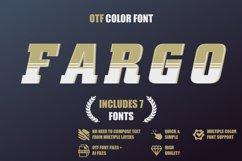 OTF color font - Fargo Product Image 1