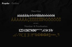 Adiwangsa Font Duo | Serif & Handwritten Script Product Image 2