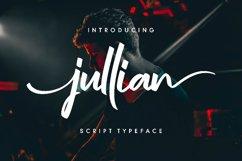 jullian script Product Image 1