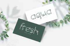 Dont Worry Hand Drawn Font Product Image 5