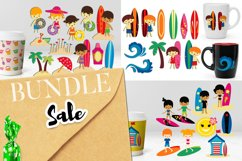 Spring and Summer Illustrations Bundle - Huge Collection Product Image 5