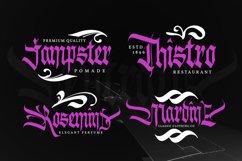 Ventralie -Blackletter Font Product Image 6