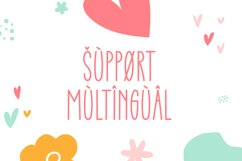 Everything - Cute Display Font Product Image 2