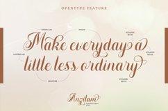 Anzilam-Elegant Calligraphy Font Product Image 2