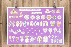 Floral stickers collection Product Image 2
