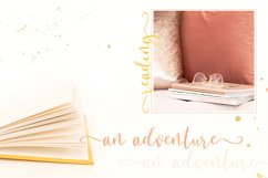 Sugarlove Bounce Calligraphy Font Product Image 6