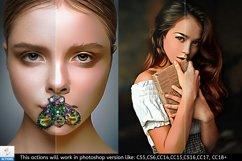 Portrait Painting Photoshop Actions Product Image 5