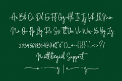 Hastery - Signature Font Product Image 3
