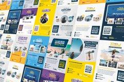Travel 10 Flyer Template Bundle Product Image 5