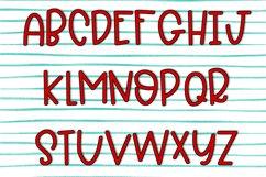 Potato Tomato - A Cute Handwritten Font Product Image 3