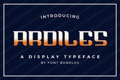 Ardiles Product Image 1