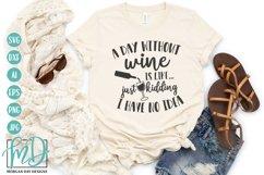 Wine SVG Bundle - Wine humor SVG Bundle Product Image 2