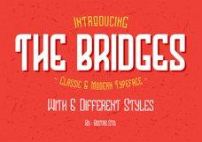 The Bridges Typeface Product Image 1