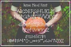Bone Meal Font Product Image 2