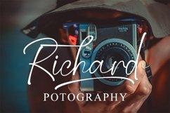 Pattrick Regan Signature Font Product Image 5