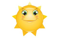 Emoticons Sun Product Image 6
