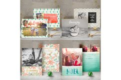 Christmas Cards Templates Collection Product Image 3