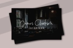 Dominisme Handwritten Font Product Image 5