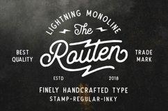 Routen Lightning Monoline 40%OFF! Product Image 2