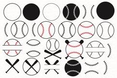Baseball SVG Product Image 2