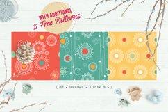 Decorative Paisley Pattern Brushes Product Image 5