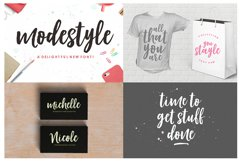 The Handlettered Font Collection Product Image 6