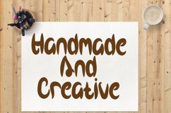 Vibes On Monday - Beautiful Handwritten Font Product Image 4