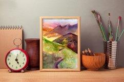 5 sunrise mountain landscapes Product Image 5