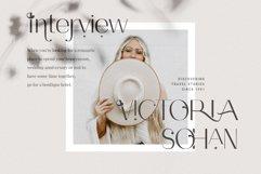 Celine - Chic Ligature Sans Font & Extras Product Image 2