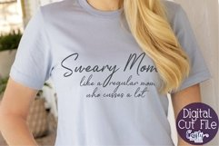 Funny Mom Svg, Sweary Mom, Funny Mom Quote Product Image 1