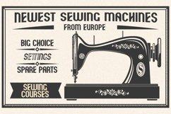 Motgan - Vintage Font Product Image 5